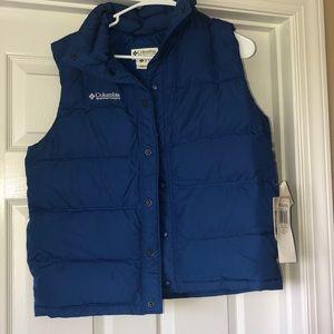 Womens XL Columbia vest